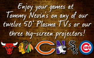 Watch Baseball at Tommy Nevin's